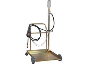 Ensemble pneumatique huile 220 kg 3:1