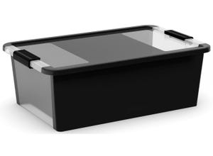 Boite de rangement Bi Box M noir