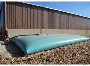 Citerne souple récupération eau de pluie 120m3