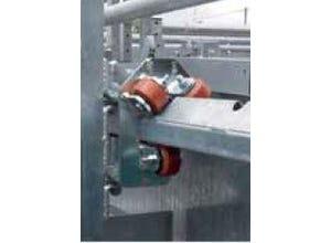 Rail de pose sur mur pour CPR5300