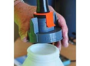 Couvercle pour bouteilles Milk Bar Vitality 4L (x10)