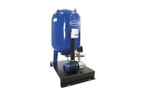 Groupe de supression 500L coffret d'eau