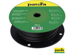 Câble doublement isolé haute tension 1,6 mm 100 m PATURA