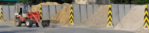 Plaques à silos