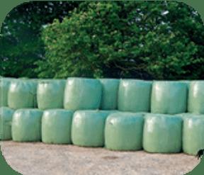 tassage herbe pour enrubannage